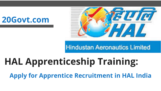 HAL Apprenticeship Training-Apply for Apprentice Recruitment in HAL Korwa-Amethi-560x315